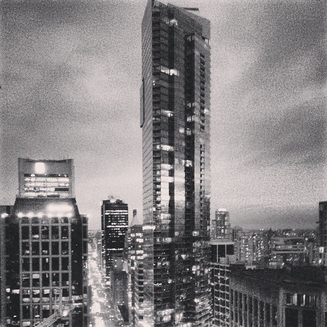 the 62 storey shangi la building vancouver vanarch vancity vancouverisawesome